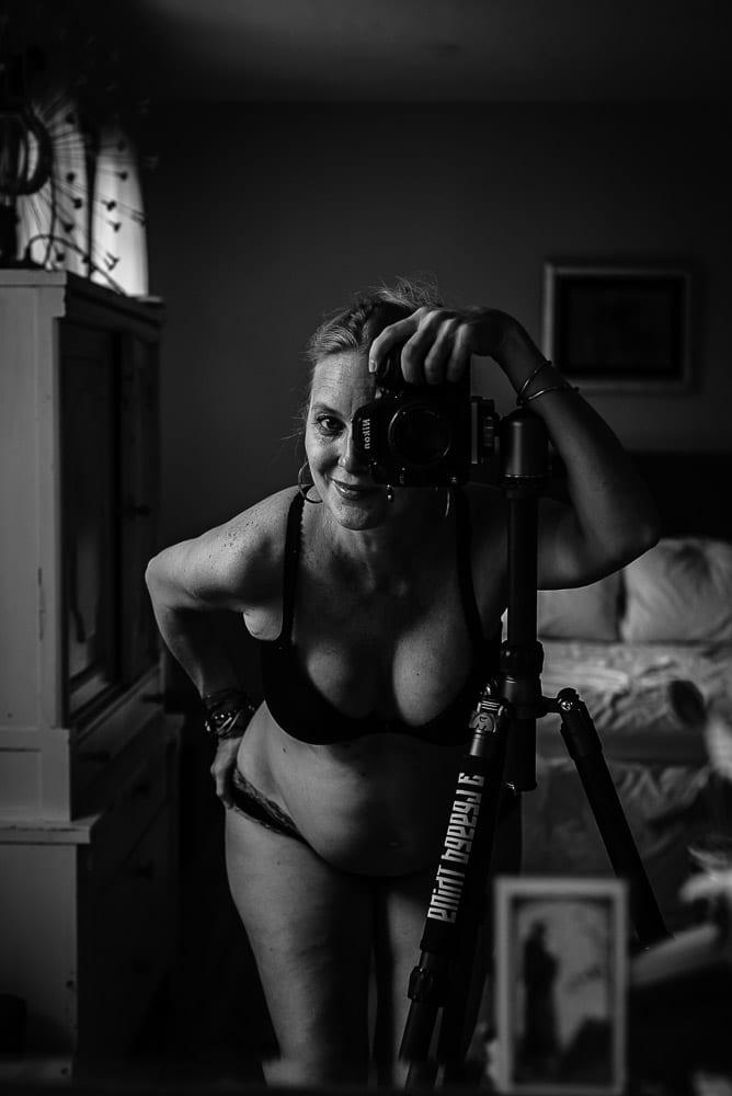 LaRae Lobdell maternity portrait selfie week #27, Miami FL, July 22nd, 2016